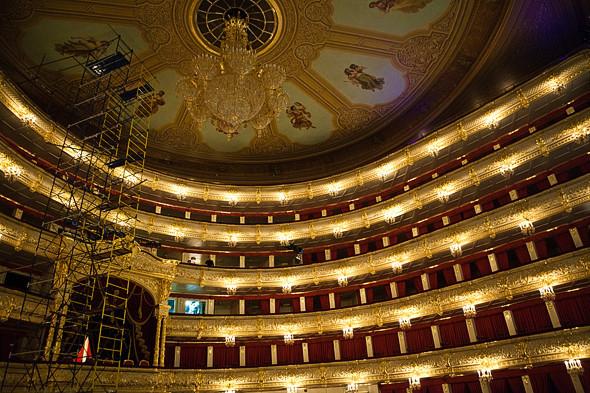 Программа-максимум: Реконструкция Большого театра. Изображение № 4.