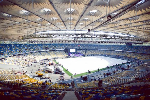 Выходит на арену: Как реконструировали стадион «Олимпийский». Изображение № 10.