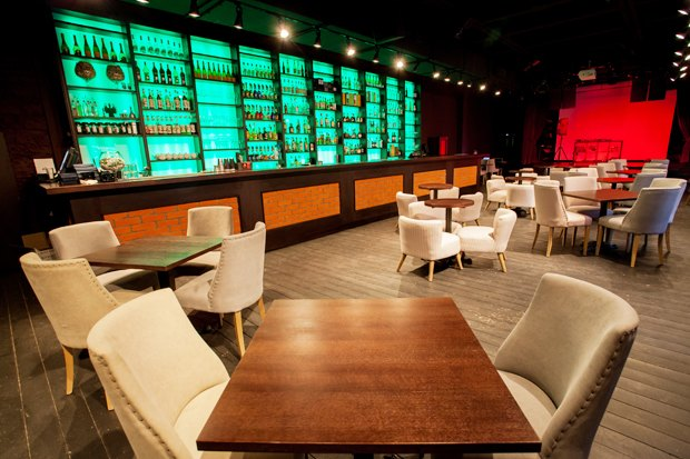 На месте бара «Заря» открылся Joys Bar. Изображение № 7.