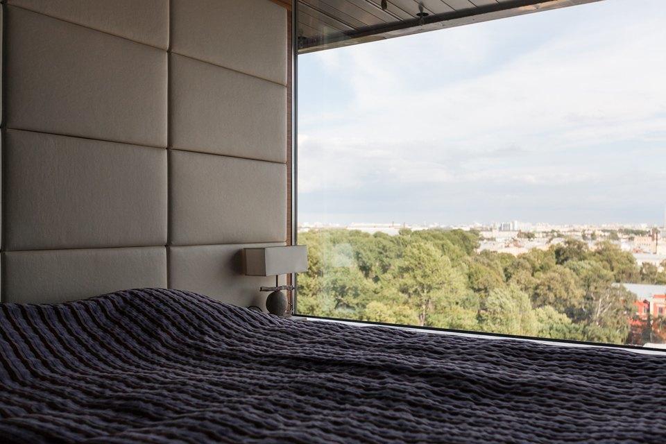 Мужская квартира с панорамным видом на город. Изображение № 26.