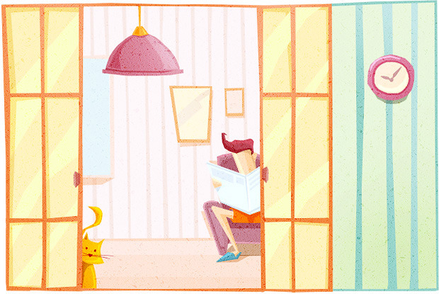 Домпросвет: Как увеличить домашнее пространство. Изображение №13.