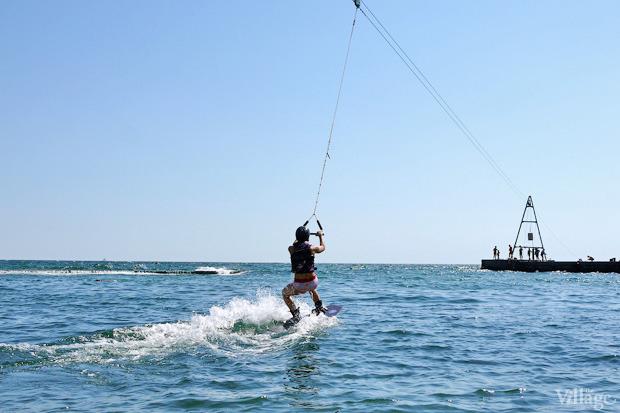 На воде: Виндсёрфинг, вейкбординг и дайвинг в Одессе. Зображення № 29.