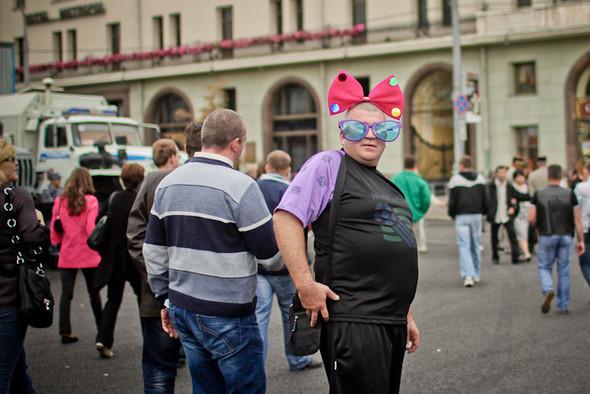 Универсальное поздравление: День города на московских улицах. Изображение № 24.