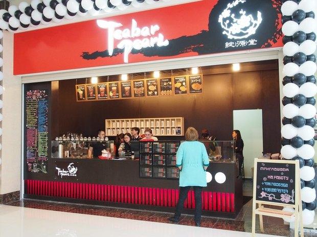 В городе открылись ещё два кафе с Bubble Tea. Изображение № 1.