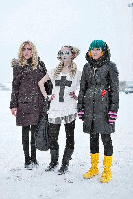 Люди в городе: Посетители концерта Lady Gaga в Москве и Петербурге. Изображение № 34.