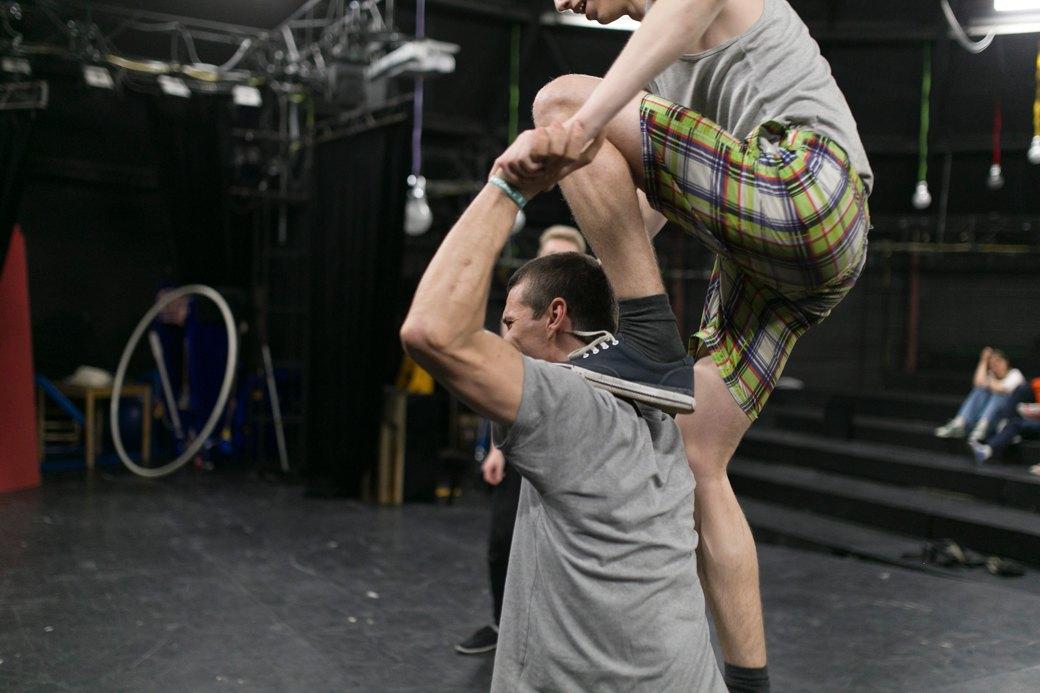 15 лет «Упсала-цирку»: Как трудные подростки становятся цирковыми артистами. Изображение № 20.