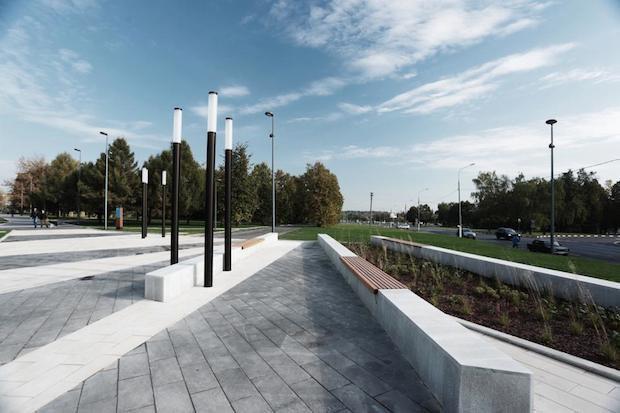На юге Москвы после реконструкции открылся парк «Садовники». Изображение № 2.
