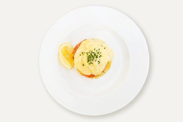 Завтраки дома: Рёшти избара «Стрелка». Изображение № 1.