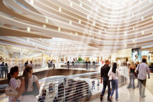 Торговые центры Москвы: 23 новых проекта. Изображение № 33.