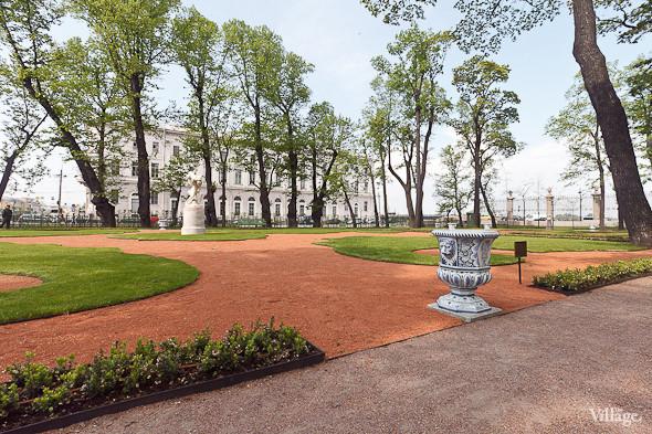 Фоторепортаж: Летний сад после реставрации. Изображение № 37.