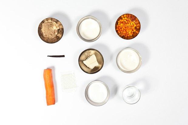 Шеф дома: Ягненок, хумус иоблепиховый десерт шефа «Стрелки». Изображение № 74.