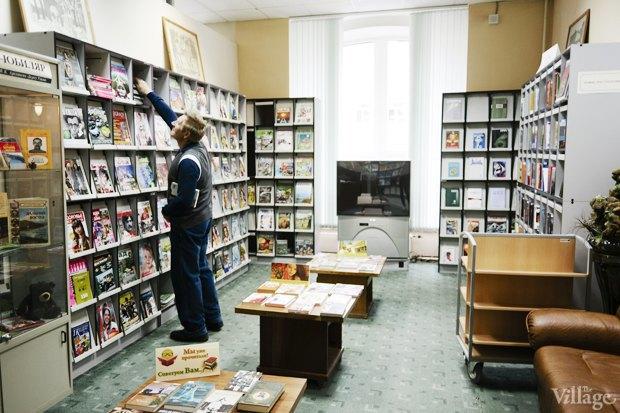 Люди в городе: Кто берёт книги в библиотеках. Изображение № 16.