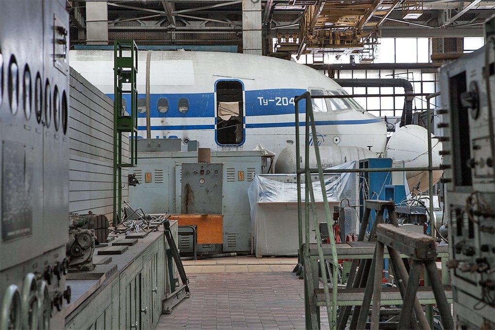 Производственный процесс: Какконструируют самолёты. Изображение № 13.