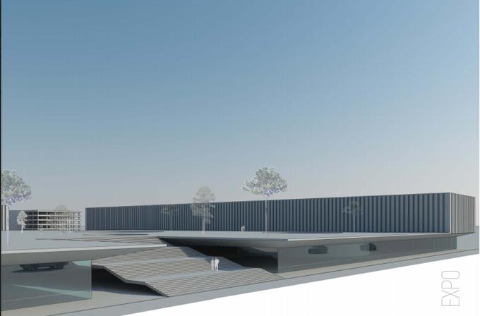 Проект «Экспо» ВДНХ разработают шесть архбюро Москвы (обновлено). Изображение № 1.