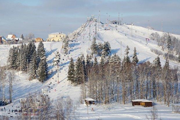 Где заниматься зимними  видами спорта. Изображение № 7.