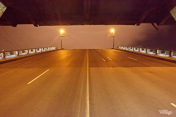 Фоторепортаж: Как разводят Дворцовый мост. Изображение № 30.
