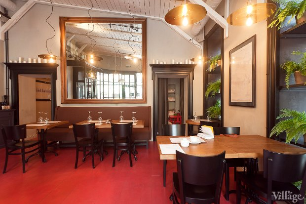 Новое место: Ресторан Schengen. Изображение № 9.
