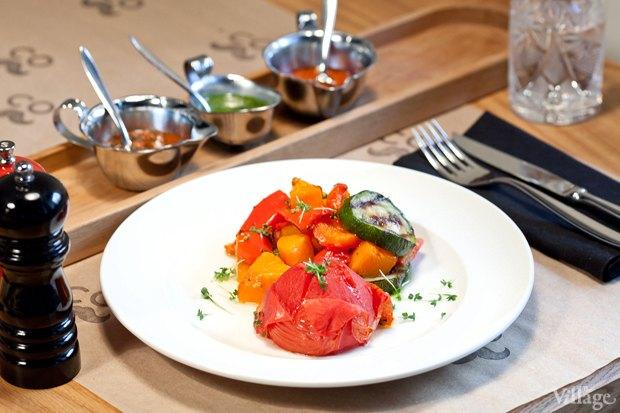 Печёные овощи — 450 рублей. Изображение № 16.