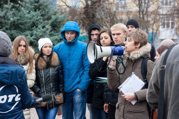 Новая география: Как превратить Луганск в объект паблик-арта. Изображение № 5.