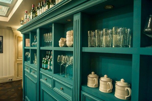 Probka обновила ресторан в отеле «Гельвеция». Изображение № 3.