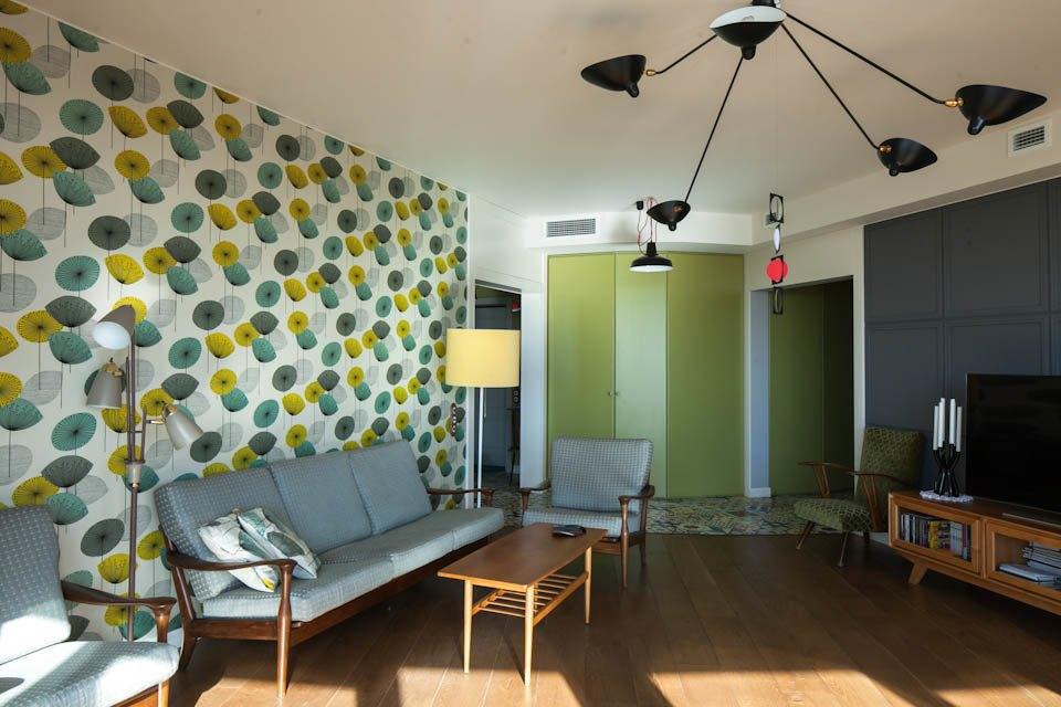 Просторная квартира для семьи. Изображение № 13.
