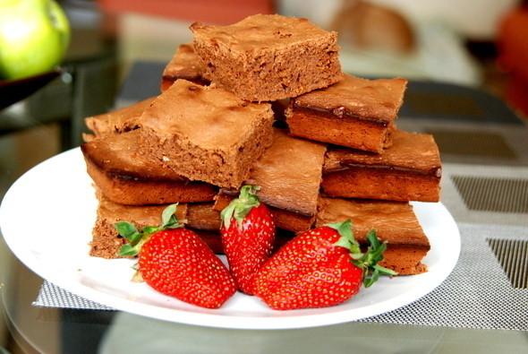 Изображение 9. Шоколадные брауни.. Изображение № 9.