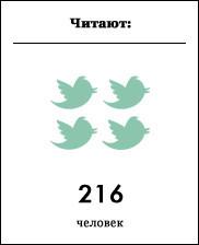 Меньше слов, больше дела: Твитеры петербургских чиновников. Изображение № 45.