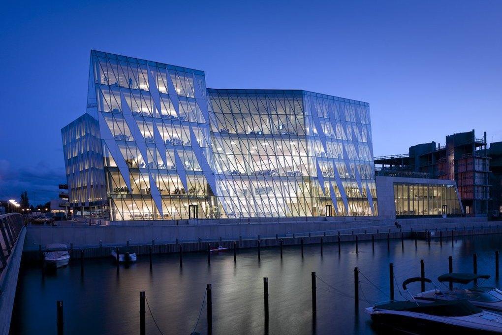 Hopes Tech: 10 самых красивых банков мира. Изображение № 10.