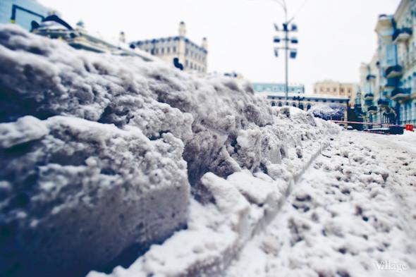 Белым по серому: Итоги снежного января в Киеве. Зображення № 20.