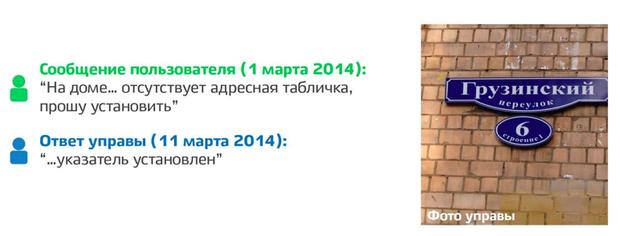 Кадры из презентации, посвященной проекту «Наш город». Изображение № 1.