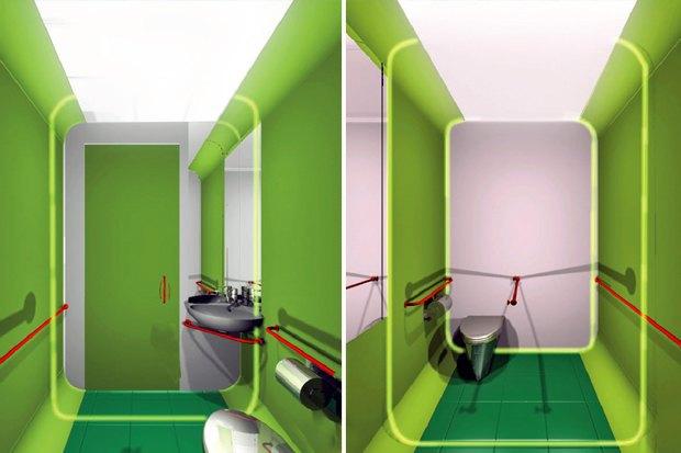 В Измайловском парке появится зеркальный туалет. Изображение № 11.