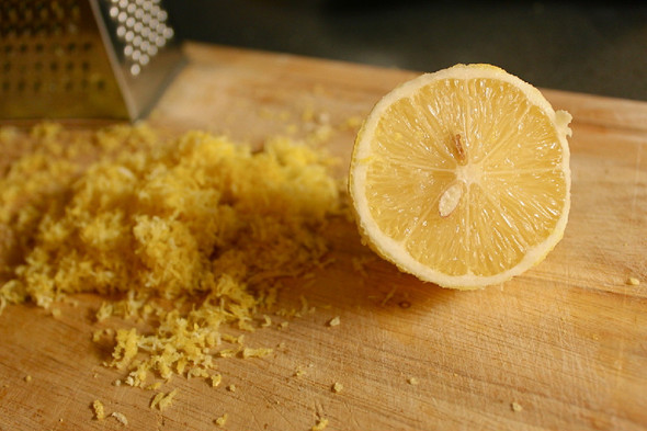 Лимонный крем. Изображение № 2.