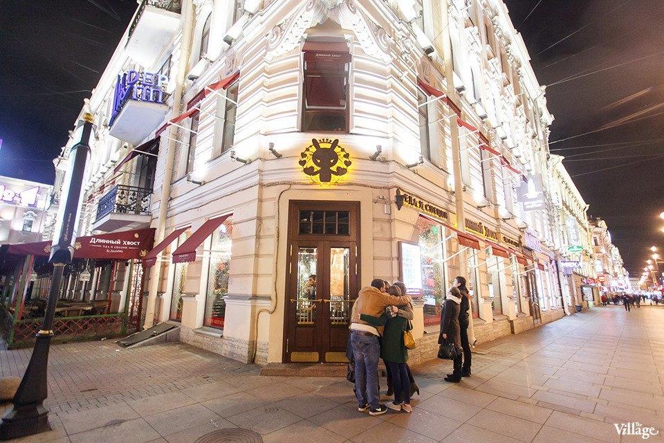 От заката до рассвета: 24 места, где можно поесть ночью в Петербурге. Изображение № 33.