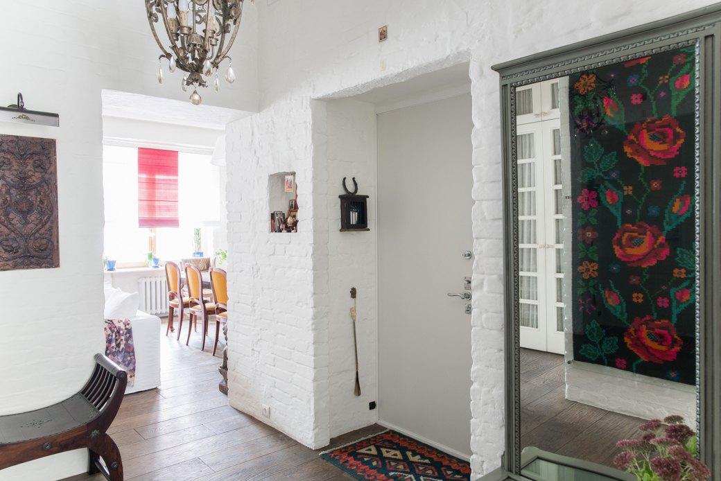 Квартира в Хамовниках с лепниной и ковром ручной работы . Изображение № 15.
