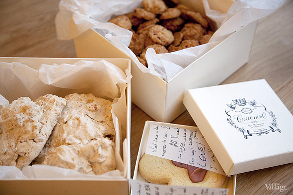 Сладкий Санта: Имбирные человечки и другие новогодние десерты навынос. Изображение № 26.