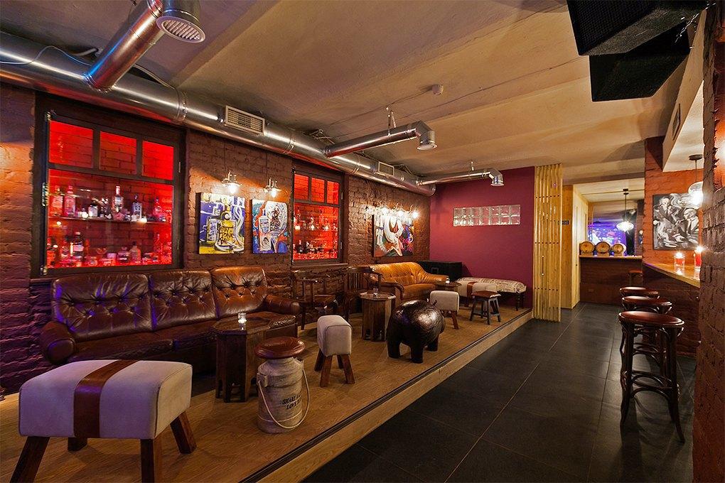 Секретный бар: Каквладельцы «Джин Тоника» открыли заведение без вывески и рекламы. Изображение № 1.