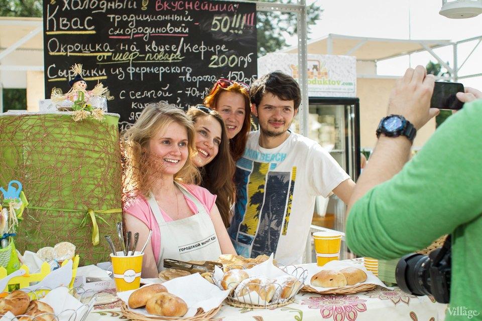 Люди в городе: Гости второго городского маркета еды. Изображение № 10.