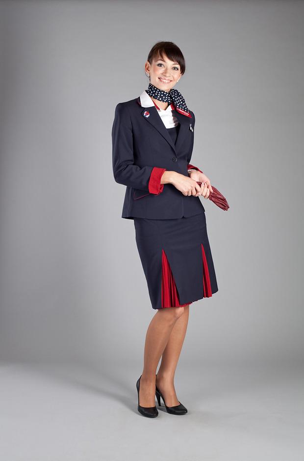 Чистая работа: Стюардесса. Изображение №2.