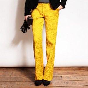 Что надеть: Блестящие джинсы Paige, пижамы Raphaëlla Riboud и пледы Tak.Ori. Изображение № 3.
