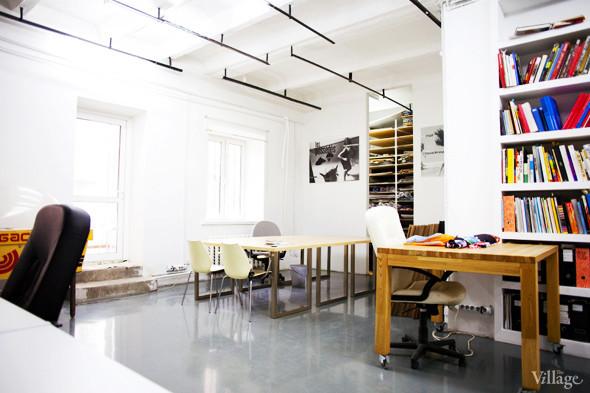 Офис недели (Москва): Zolotogroup и Ostengruppe. Изображение № 11.