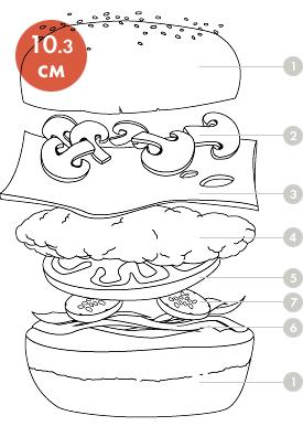Между булок: Внутренности 20 московских бургеров. Изображение № 94.