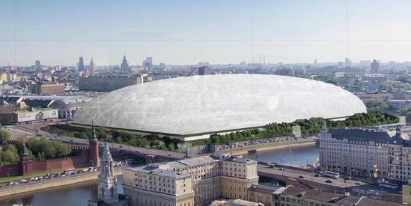 Москомархитектура выбрала 118 проектов парка в Зарядье. Изображение № 15.