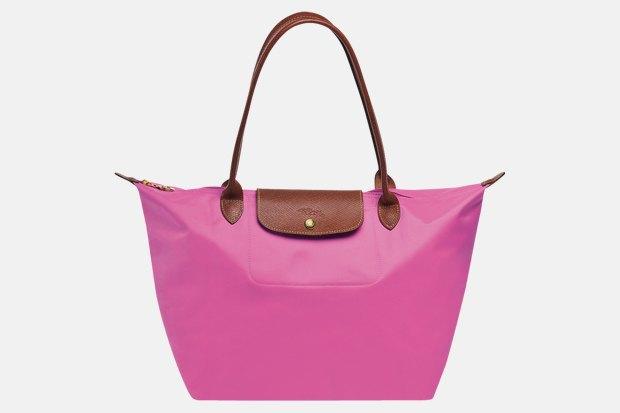Самая дорогая и дешёвая сумка Longchamp. Изображение № 2.
