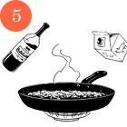 Рецепты шефов: Филе говядины с пюре из цветной капусты и соусом из лисичек. Изображение № 7.