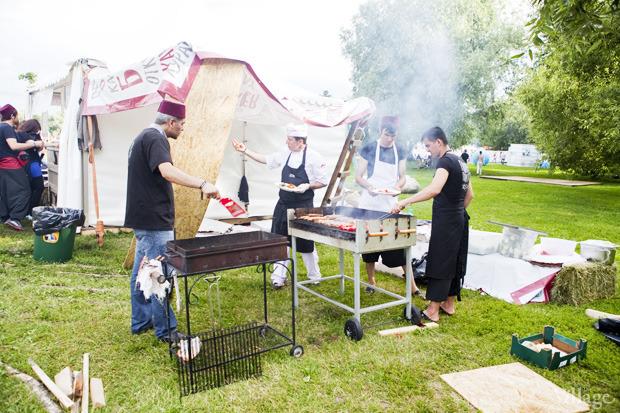 Полевая кухня: Уличная еда на примере Пикника «Афиши». Изображение № 88.