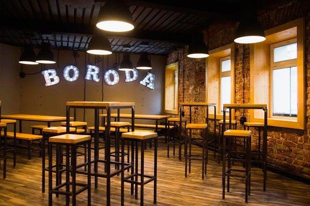 Фуд-корт LavkaLavkа, кафе «Зелёная собака», званые ужины вSaxon+Parole. Изображение № 5.