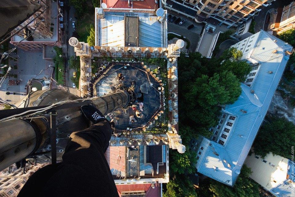 Вид сверху: Фотографы о лучших точках для съёмки. Изображение № 96.