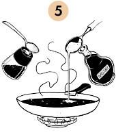 Рецепты шефов: Шашлык из сома на шпажке из розмарина. Изображение № 10.