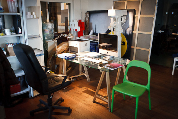 Офис недели: «Лофт Проект Этажи» (Петербург). Изображение № 4.