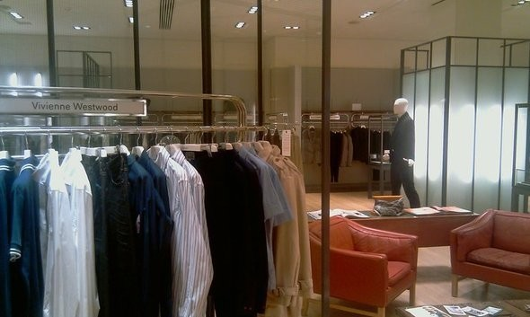 Изображение 10. На четвертом этаже в «Цветном» открылась зона с мужской одеждой.. Изображение № 7.